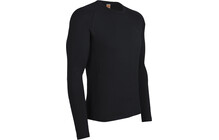 Icebreaker Men's BF200 Oasis Crewe black